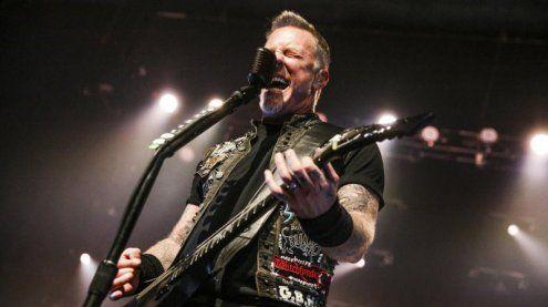 Metallica 2018 in der Stadthalle