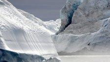 Globale Erwärmung lässt Arktiseis verschwinden