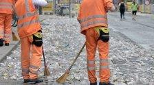 Sauberkeit am Marathon-Wochenende in Wien