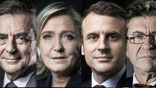 Die Präsidentschaftswahl in Frankreich im Ticker