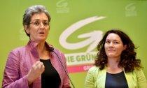 Grüne: Ulrike Lunacek auch Spitzenkandidatin in Wien