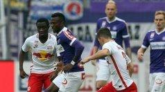 Salzburg dreht Spiel gegen Austria Wien
