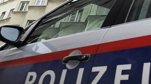 Jugendliche (14 und 16) fuhren gestohlenes Moped durch Wien