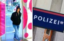 Fahndung nach Einbrecher in Wien