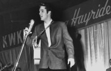 "Elvis Presley ""live"" in der Wiener Stadthalle"