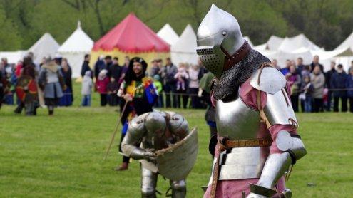 Mittelalterfest Böhmischer Prater