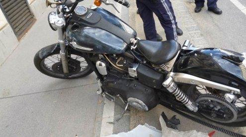 Wiener Polizei stoppt mit einem Schreckschuss bewaffneten Biker
