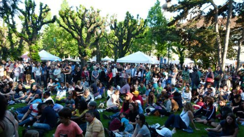 Südwind Straßenfest am Samstag