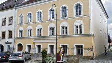 Enteignung von Hitler-Geburtshaus vor VfGH