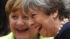 May bekräftigt: EU-Bürger dürfen in GB bleiben
