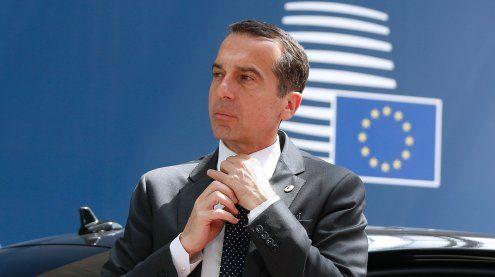 """Kern: """"Niemand wird Zaun im Mittelmeer bauen können"""""""