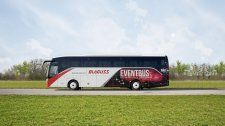 Bequeme Anreise: Mit dem Bus zu den Stones