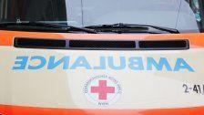 Pkw-Überschlag auf S2: Fünf Personen verletzt