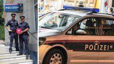 Reanimation: Polizisten retten 45-jährigen Mann