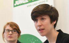 Junge Grüne in den Ländern protestieren