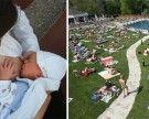 Restaurant im Wiener Schönbrunner Bad verbietet Mutter das Stillen