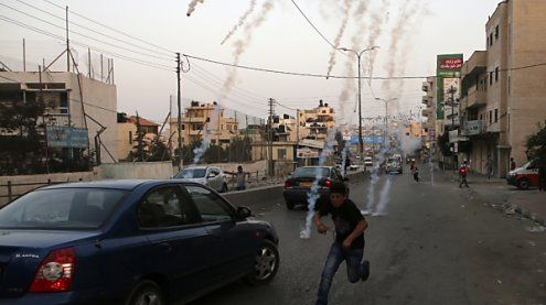 Gewalt am Tempelberg nimmt zu - UNO beruft Notsitzung ein
