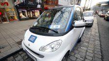Wien will Carsharing vorantreiben
