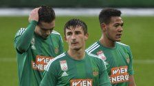 Stürmer Matej Jelić verlässt Rapid Wien