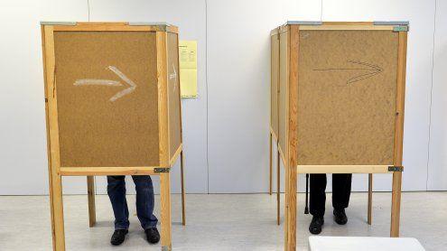 Countdown zur NR-Wahl: Das große Unterschriftensammeln