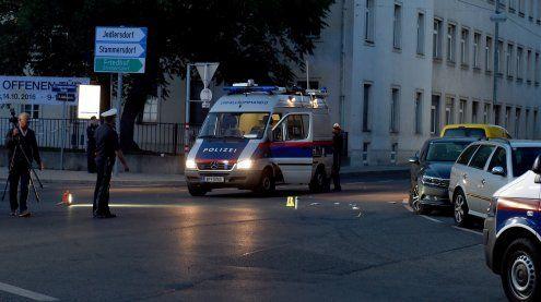 Häftling fuhr Polizisten in Wien- Floridsdorf nieder: Prozessbeginn