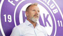 Austria geht ambitioniert in die neue Fußball-Saison