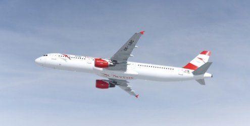 Flieger der AUA nach Wien machte außerplanmäßig Stopp in Erfurt