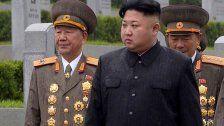 Nordkorea feuerteerneut eine Rakete ab
