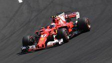 Ferrari plant auch 2018 mit Kimi Räikkönen