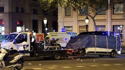 Zweiter Anschlag in Spanien vereitelt: Fünf Attentäter tot