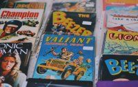 Große Sommer-Comicbörse am Wiener Donaukanal