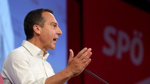 Nationalratswahl: Eventuell Offenlegung von SPÖ-Spenden