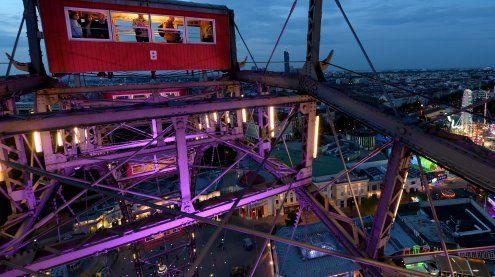 Sonnenuntergänge beobachten: Die beste Plätze in ganz Wien