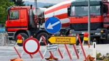 Schweglerstraße: Start der Fahrbahnsanierung
