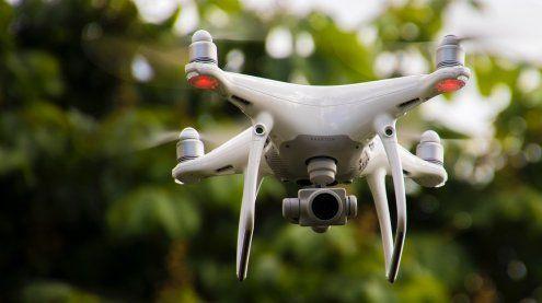 FKK-Bereich im Gänsehäufel in Wien wird mit Drohne ausgespäht