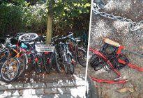 Mehrere Fahrraddiebstähle: Trio wurde festgenommen