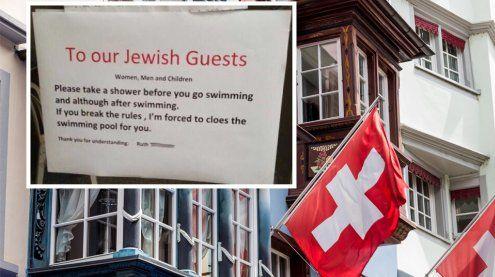 """""""Juden bitte in die Dusche"""" - Hotel erntet scharfe Kritik"""