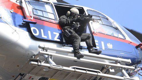 Internationale Terror-Übung