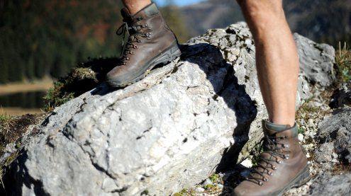 930 Österreicher verletzten sich im Jahr 2016 beim Bergwandern