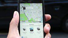 Uber-Chef entschuldigt sich nach Rausschmiss