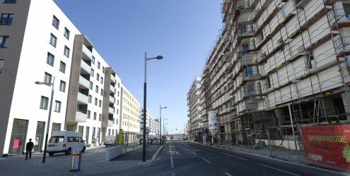 1.000 neue Wohnungen: Seestadt Aspern in Wien wird erweitert