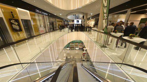Neues Shoppingcenter mit Post-Zentrale eröffnet im 3. Bezirk