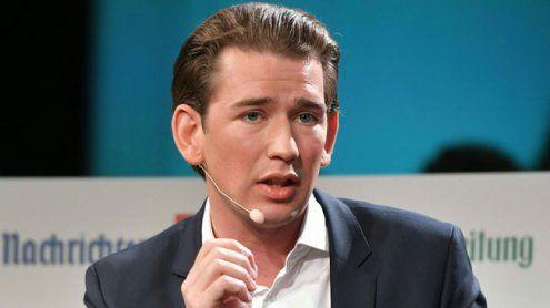 Kurz erläutert die Europapolitik im ÖVP-Programm zur NR-Wahl