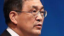Korruptionsskandal: Samsung-CEO tritt zurück