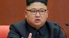 Nordkorea soll neuen Raketenstart vorbereiten
