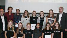 Schüler für besondere Sportleistungen geehrt
