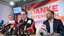 Weichen für Schwarz-Blau wurden von FPÖ gestellt