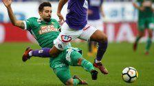 Rapid-Verteidiger Lucas Galvao ein Spiel gesperrt