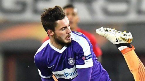 Saisonende nach Kreuzbandriss für Austria-Kicker Martschinko