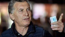 Argentiniens Präsident Macri bei Wahlen gestärkt